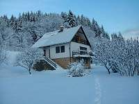 ubytování Lyžařský areál Rališka na chatě k pronajmutí - Velké Karlovice