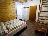 Apartmán - ložnice - Dolní Lomná