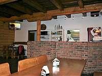 Restaurace - chalupa k pronajmutí Dolní Lomná