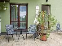 Posezení - apartmán k pronajmutí Horní Bečva