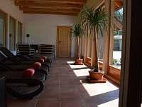sauna-relax - pronájem srubu Halenkov