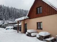 Levné ubytování Vodní nádrž Horní Bečva Apartmán na horách - Velké Karlovice