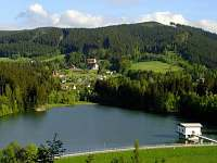 Přehrada Horní Bečva