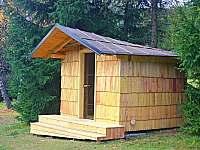 Sauna u chaty