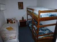 3 místa na spaní
