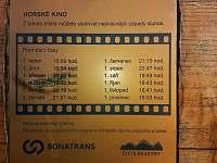 Horské kino na Lysé hoře - apartmán k pronájmu Frýdlant nad Ostravicí