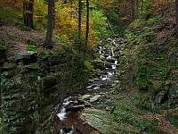 vodopády Satina