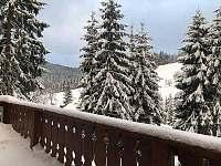 Chalupa v lese na Leskové - ubytování Velké Karlovice