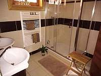 Spodní koupelka se saunou - Velké Karlovice