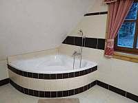 Vrchní koupelna - Velké Karlovice