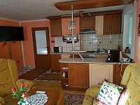 kuchyně+obývací pokoj - Návsí