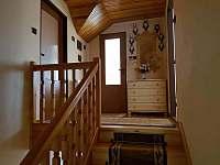schodiště - Návsí