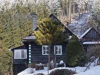 Chalupa k pronájmu - zimní dovolená Hutisko Solanec