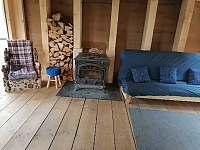 Nově dokončená místnost 1.5.2021 - Hutisko Solanec