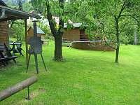 Chatka na okraji Hukvald - chata ubytování Hukvaldy - Rychaltice - 5