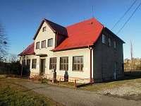 Rodinný dům na horách - Janovice