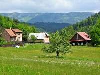 Chapupa Hutisko - panorama