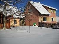 Chalupa k pronájmu - zimní dovolená Hutisko - Solanec