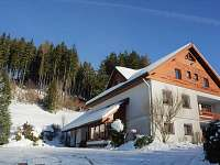 Rodinný dům na horách - zimní dovolená Velké Karlovice
