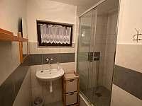 Koupelna č.1 - chalupa k pronájmu Dolní Bečva