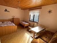 Pokoj č.1 - chalupa ubytování Dolní Bečva