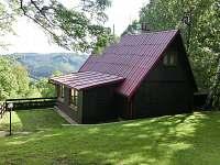 Pronájem rekreační chaty Rusava