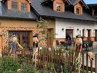 Ostravický Dvorek - ubytování Ostravice