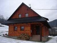 ubytování Ski areál Karolínka Chalupa k pronájmu - Karolinka