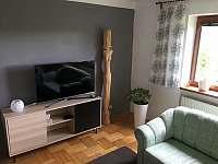 dolní apartmán-obývací pokoj - Halenkov