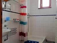 horní apartmán-koupelna - Halenkov