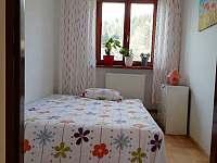 horní apartmán-ložnice - Halenkov