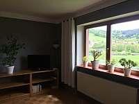obývací pokoj-horní apartmán - pronájem Halenkov