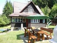 Chata k pronajmutí - dovolená Vsetínsko rekreace Horní Bečva