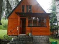 chata u přehrady - k pronajmutí Horní Bečva