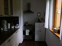 kuchyň - Horní Bečva