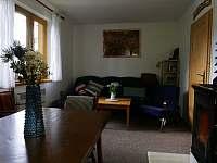 obývací pokoj - chata ubytování Horní Bečva