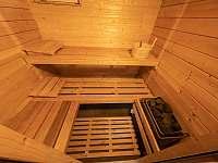 Finská sauna pro 4 osoby - Rajnochovice