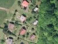 Umístění chaty - pronájem Rajnochovice