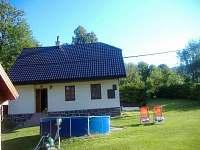 ubytování Dolní Bečva Chalupa k pronájmu
