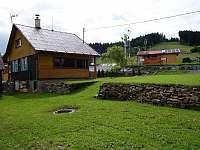 Chata Kuča - k pronajmutí Horní Bečva