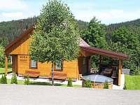 Chata k pronajmutí - dovolená Vodní nádrž Horní Bečva rekreace Horní Bečva