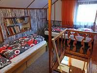 Průchozí pokoj v podkroví 2 lůžka - Horní Bečva