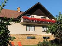 Dolní Bečva léto 2021 ubytování