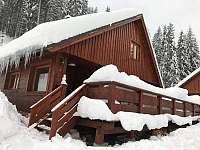 ubytování Skiareál Soláň - Bzové Chata k pronajmutí - Velké Karlovice