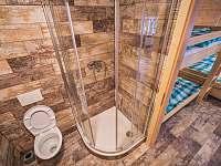 koupelna malý apartmán - Velké Karlovice