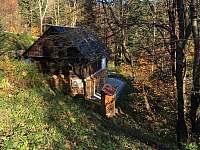 chata - ubytování Návsí