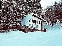 Chata k pronajmutí - zimní dovolená Lužná