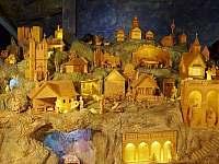 Tip na výlet: Krásný mechanický betlém v Horní Lidči (celoročně otevřeno) - Lužná