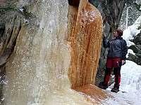 Tip na výlet: Pulčínské ledopády - Lužná