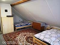 ložnice velká (9 lůžek) - Čeladná